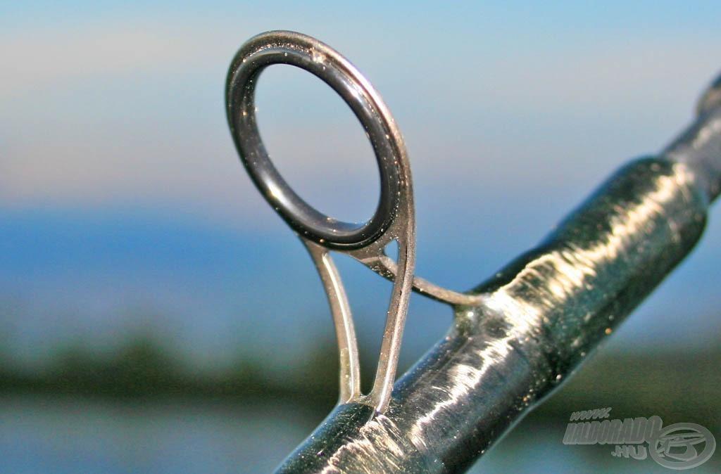 3 talp biztosítja a gyűrűk stabilitását a boton