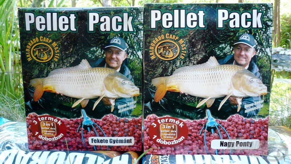 A pontyos horgászat alapja…