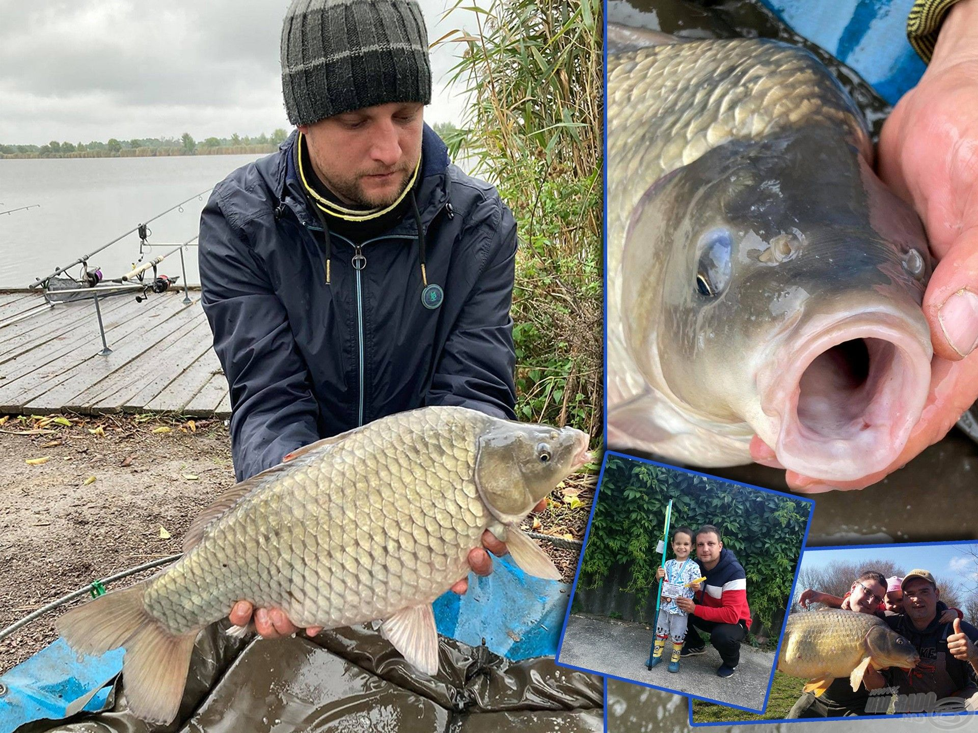 """A 2020. év horgásza 1. rész – Bemutatjuk az """"egyéb hal kategória"""" győztesét!"""