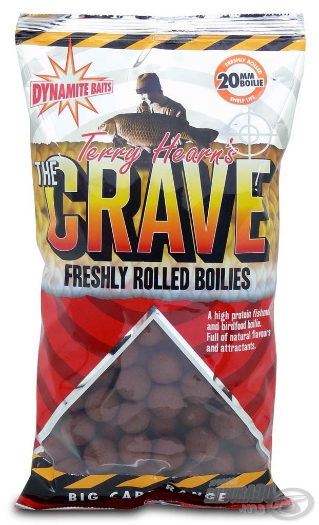 """A """"The Crave"""" egy teljesen új ízvilág, mellyel eddig sehol sem lehetett találkozni"""