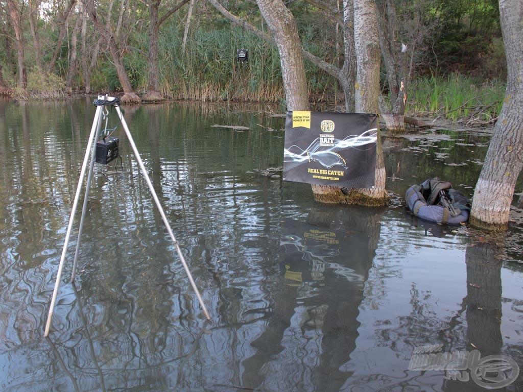 Érdemes mindent gondosan előkészíteni a mérlegeléshez, így gyorsan és kíméletesen engedhetjük vissza a halakat