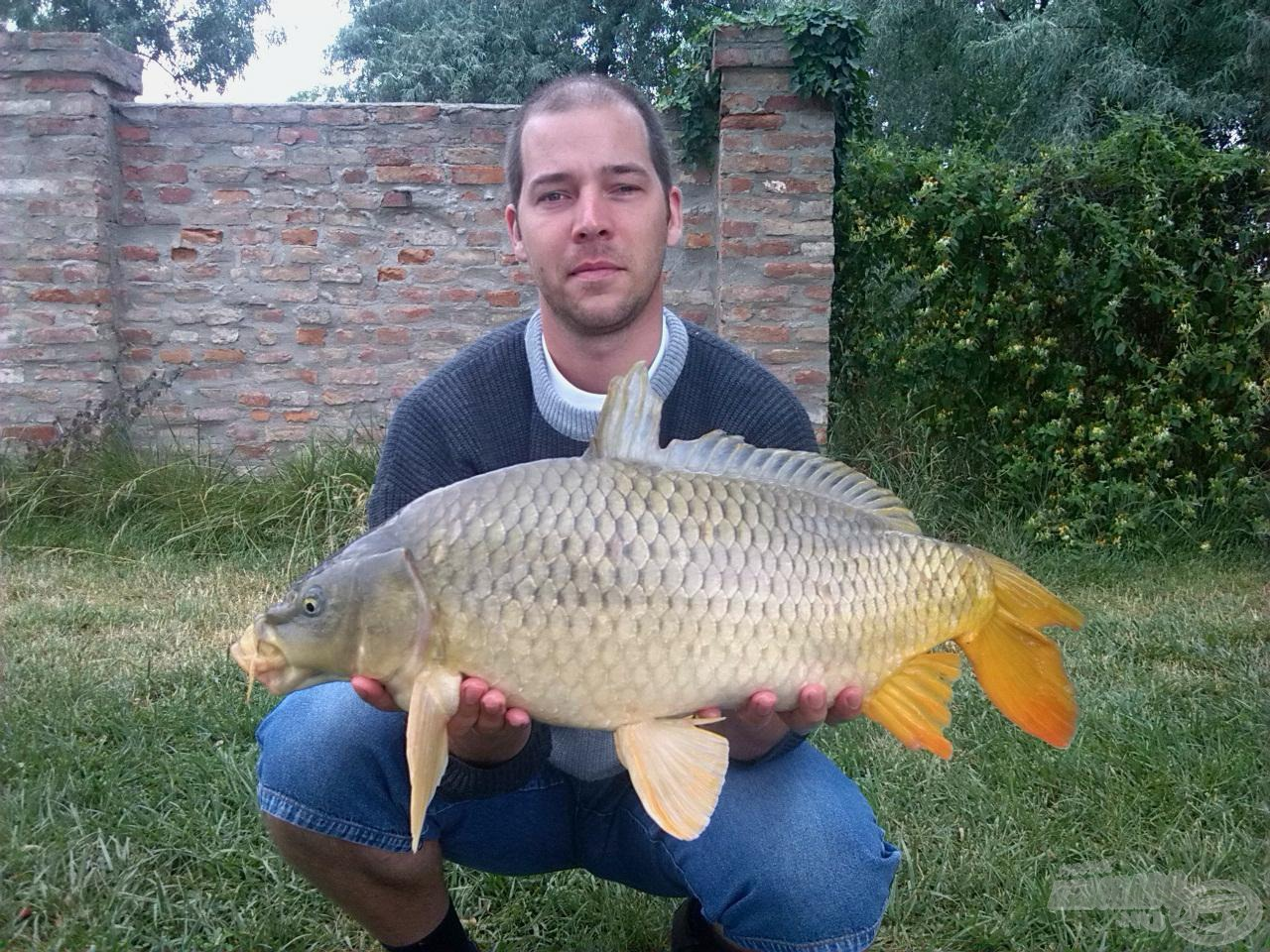 A nap legnagyobb hala volt: 5,10 kg