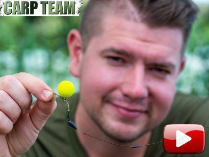 A Haldorádó Carp Team csalizási tippjei – 3. rész Hinged Stiff rig