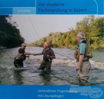 A hírhedt német horgászigazolvány megszerzése - 2. rész