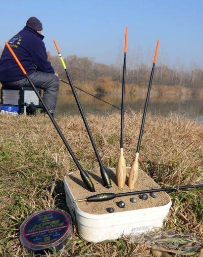 A horgászat eszközigénye: az úszó