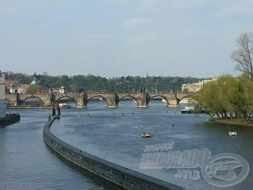 A városokat átszelő folyó mindig fontos volt az ott élőknek