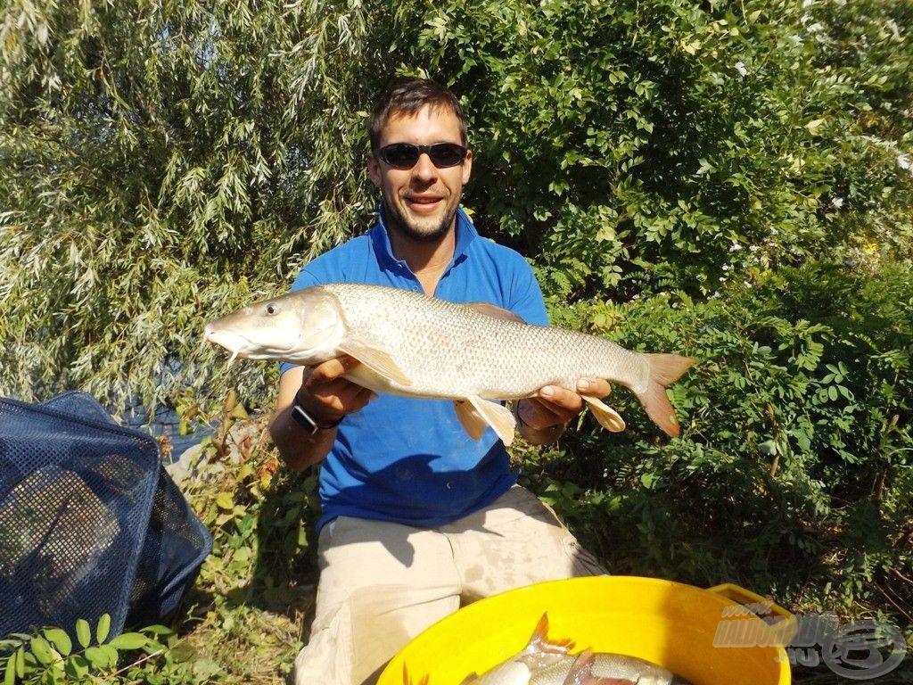 A legnagyobb hal Lipák Andristól