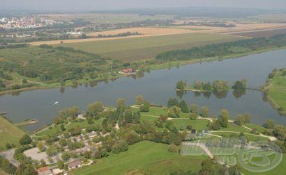 A lenézett tó