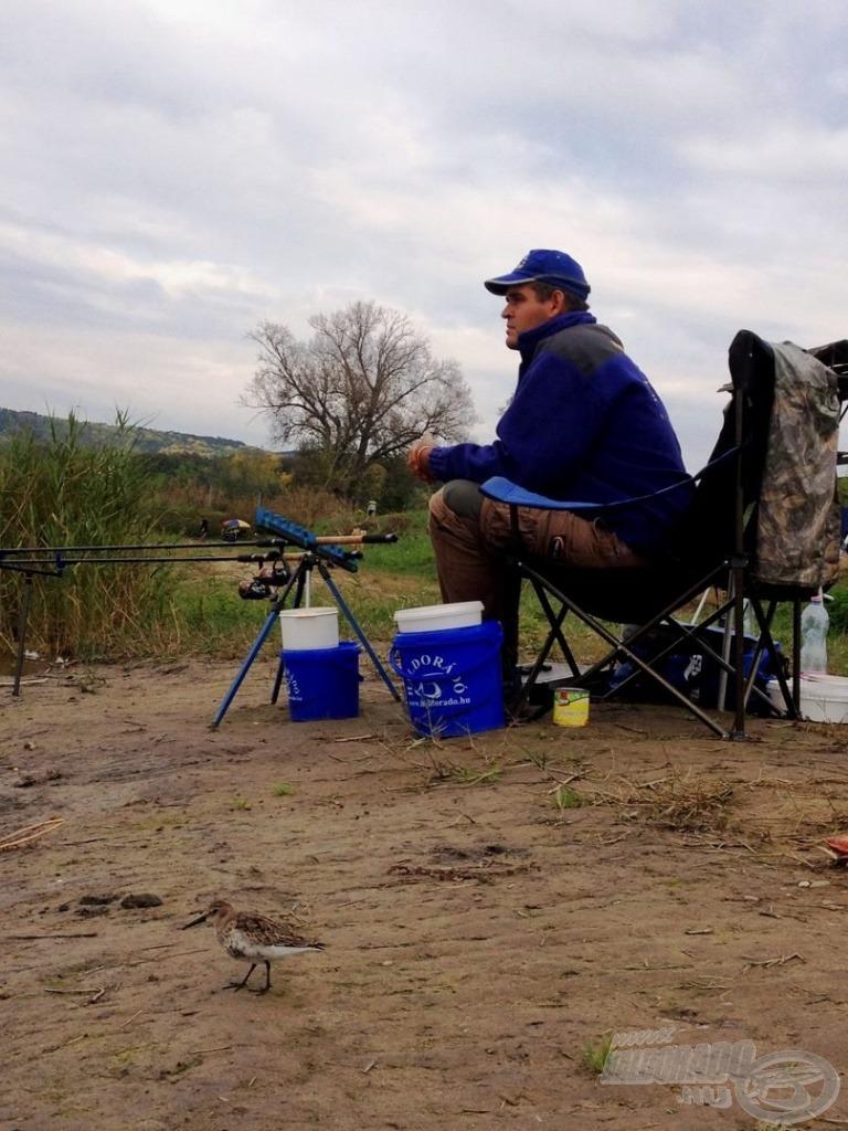 A kényelmes horgászállás a sikeres horgászat alapfeltétele