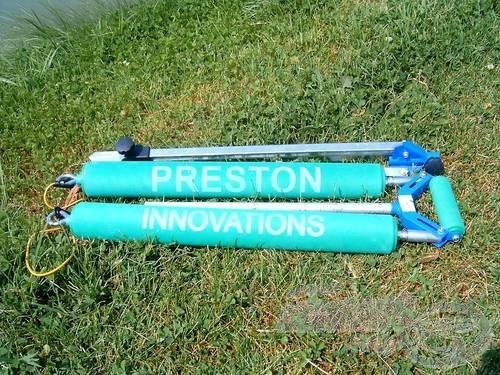 És ilyen összerakva a Preston…