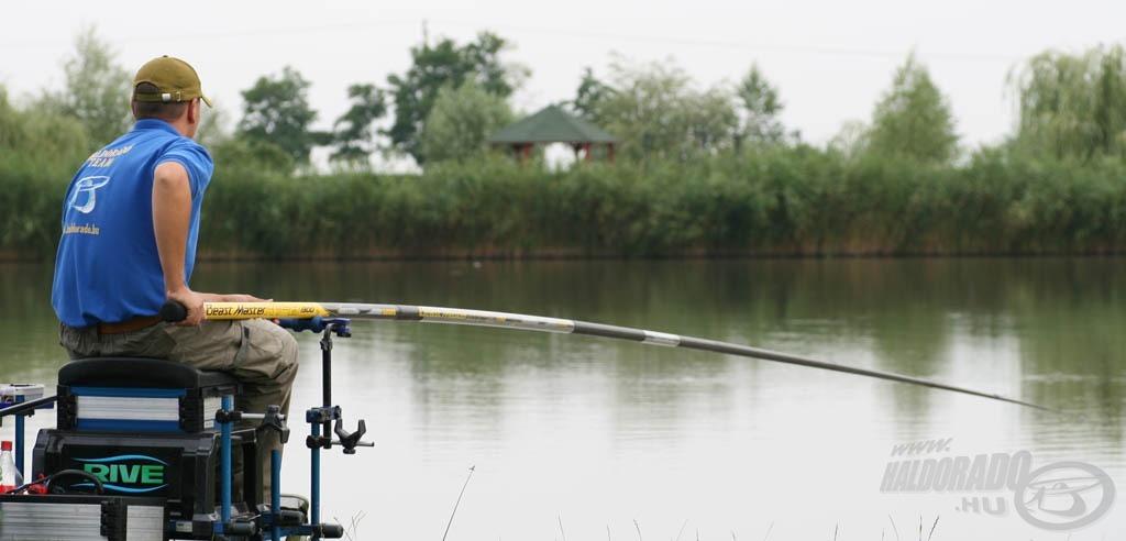 Indulhat a horgászat