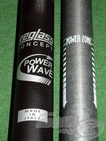 A tagok alsó részei kaptak egy speciális erősítést a Power Zom-nak köszönhetően