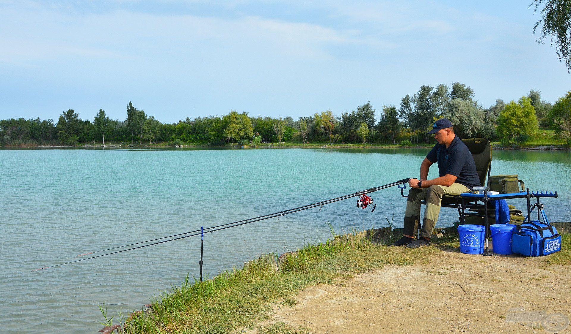 Ha minden a helyén van, nemcsak könnyebb a horgászat, hanem hatékonyabb is!