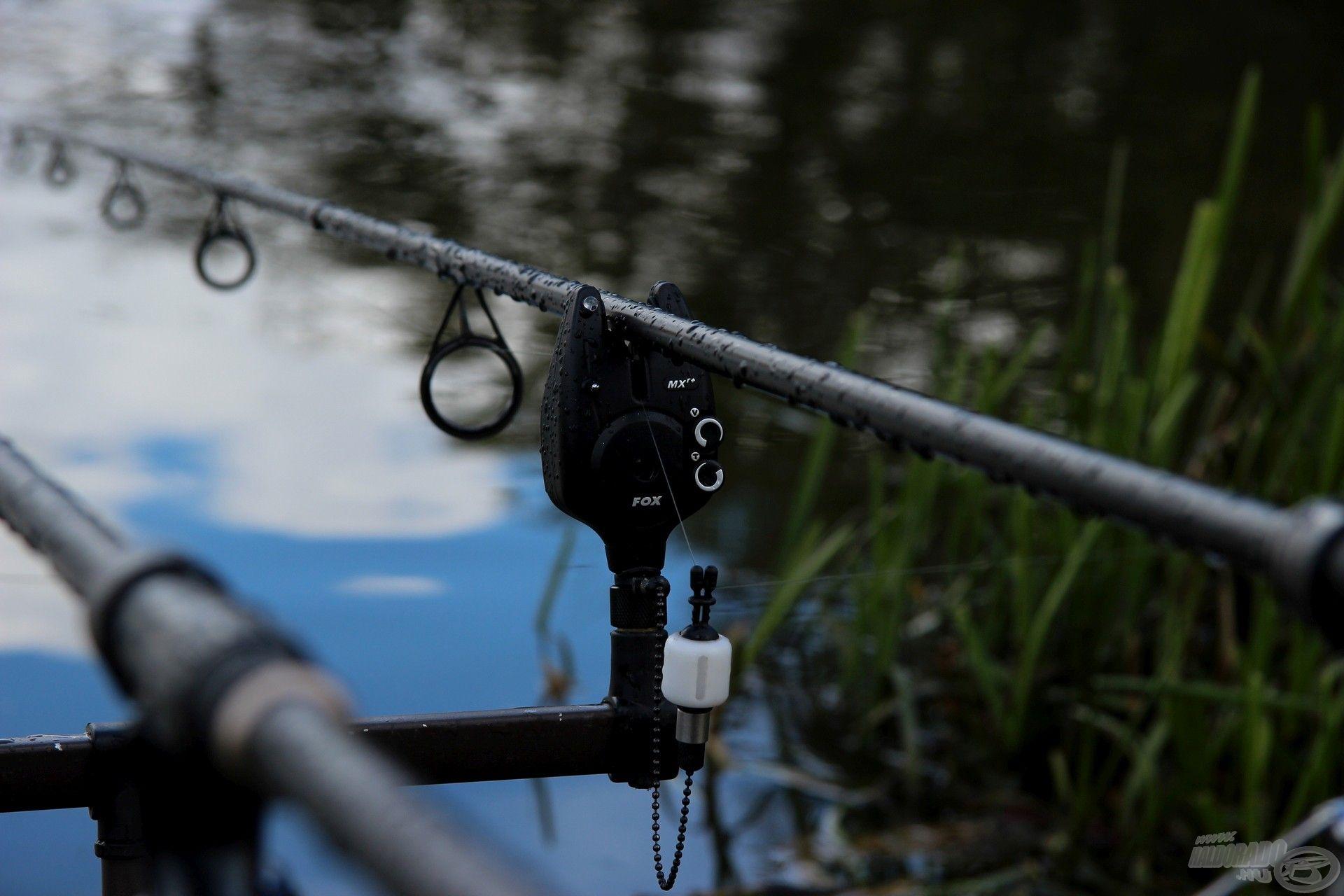 A láncos verzió kisebb méretű és súlyú, esztétikus, ebből adódóan a rövid(ebb) távú horgászatok során nyújt jó szolgálatot