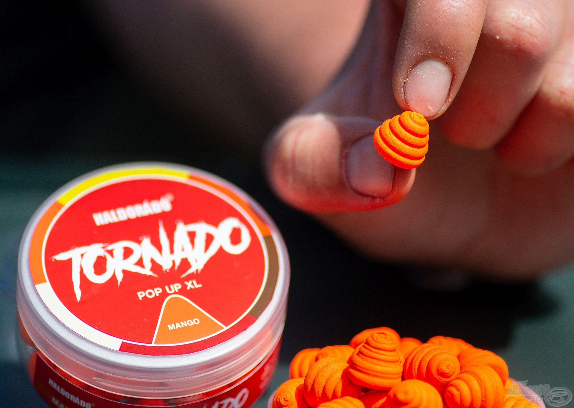 Ez egy vadonatúj termékcsalád hírnöke, ráadásul egyben új TORNADO íz!