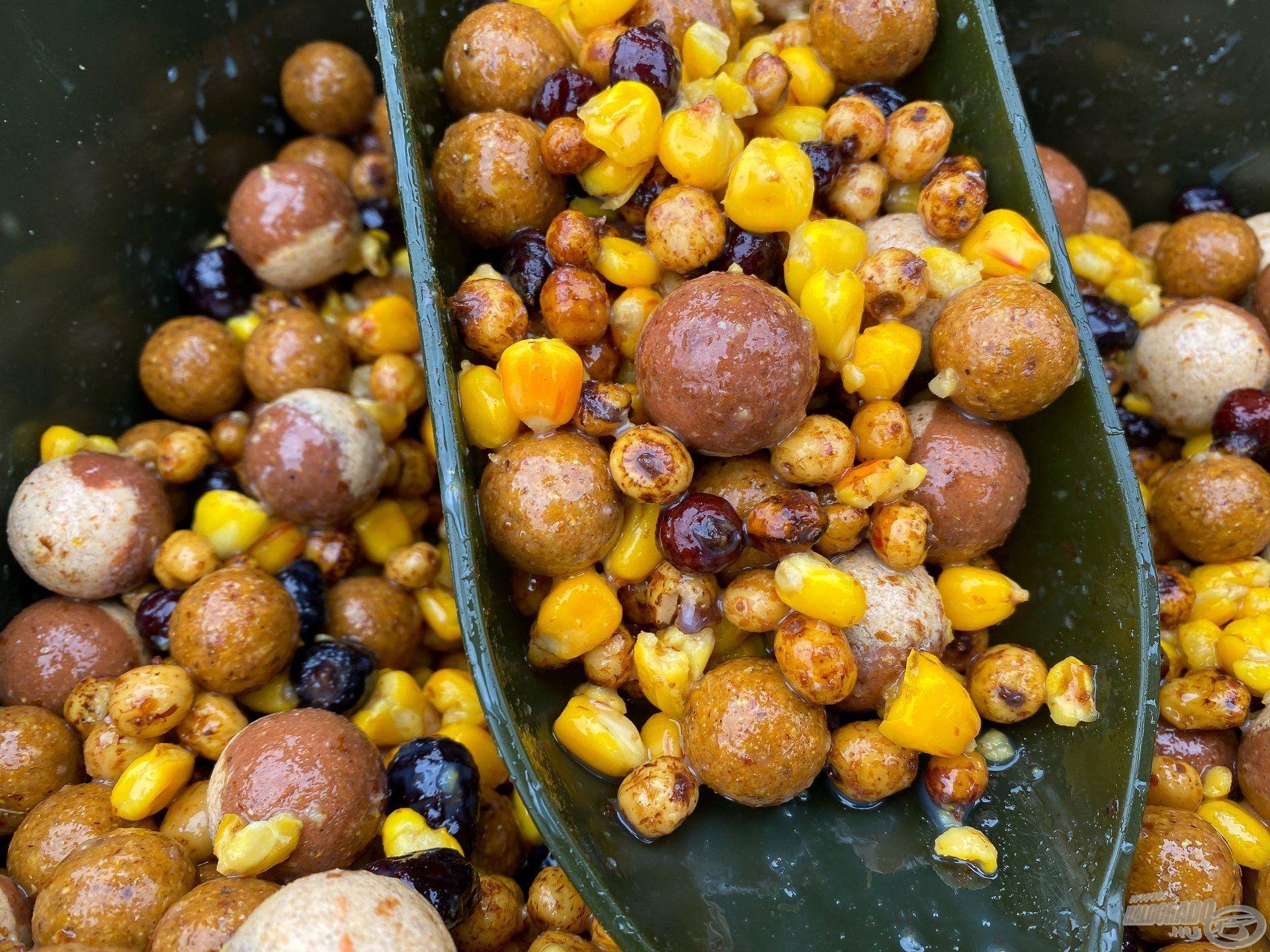 Ha gyorsítani szeretnéd a hatását, kiegészítésként tegyél mellé főtt kukoricát és tigrismogyorót!