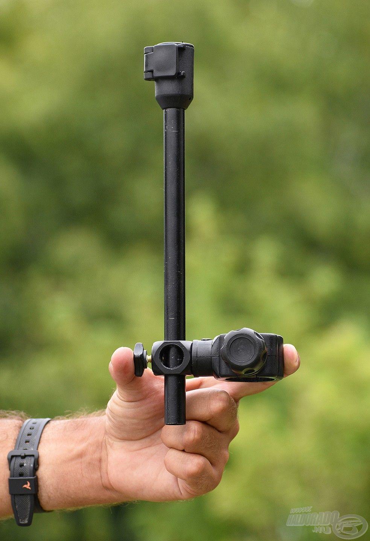 A Rod Attachment Arm kiváló hátsó bottartó