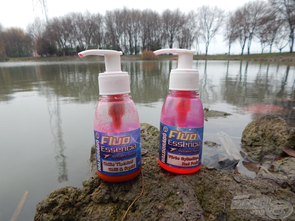 … amelynek csalogató hatását tovább fokozhatunk a Fluo Essencia használatával