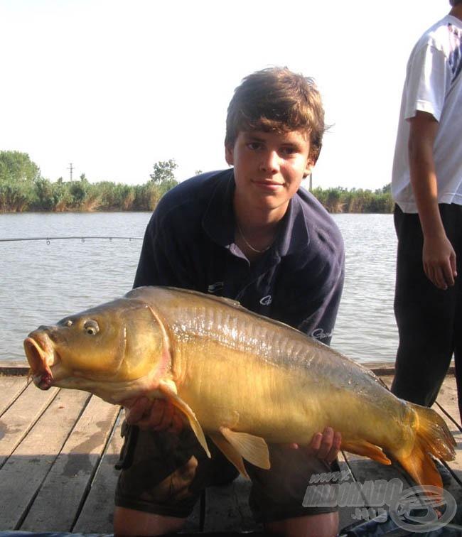 Életem legnagyobb hala