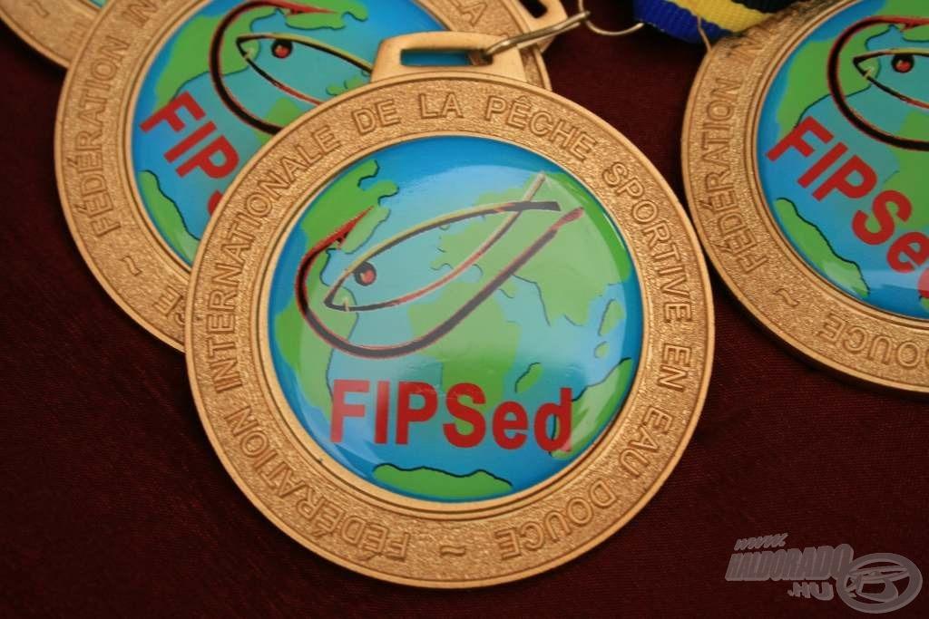 Gold medal - aranyérem