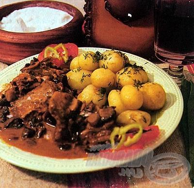 Az angolna minden porcikája felhasználható. Húsából pörkölt…