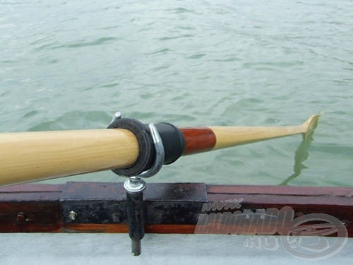A megfelelő villatartó és evezővilla nélkül elképzelhetetlen a jó párevezős csónak