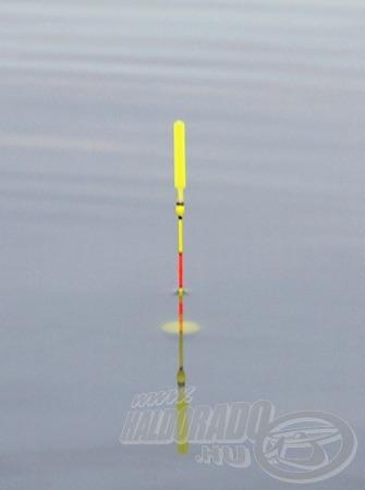 Nyugodt vízen a rövidebb antennájú változatok is megfelelőek