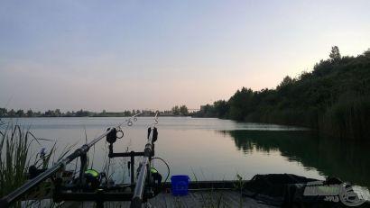 Bányatavi kalandozások 1. rész - A Napsugár Horgásztavon