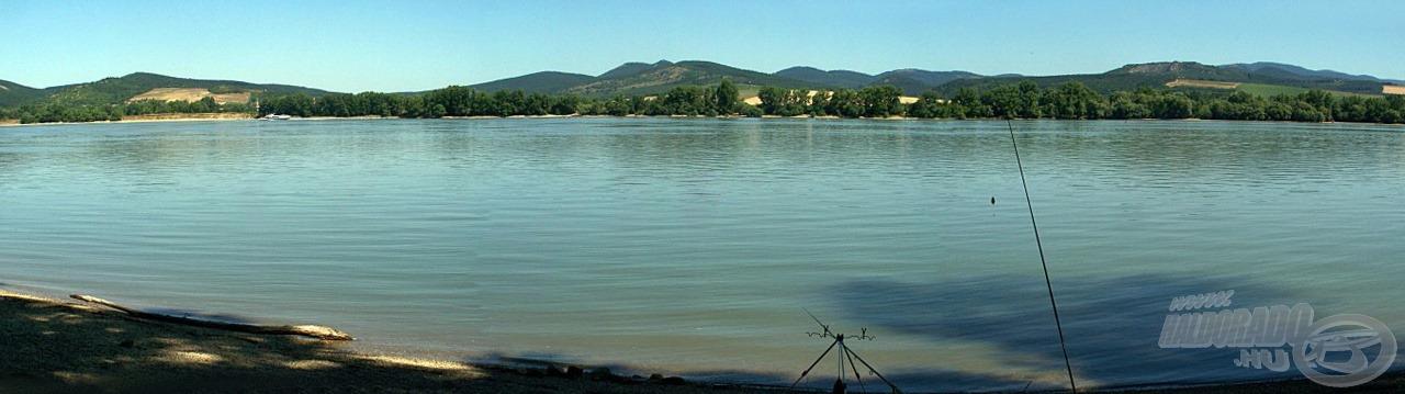 A Duna-Ipoly Nemzeti Park látványa
