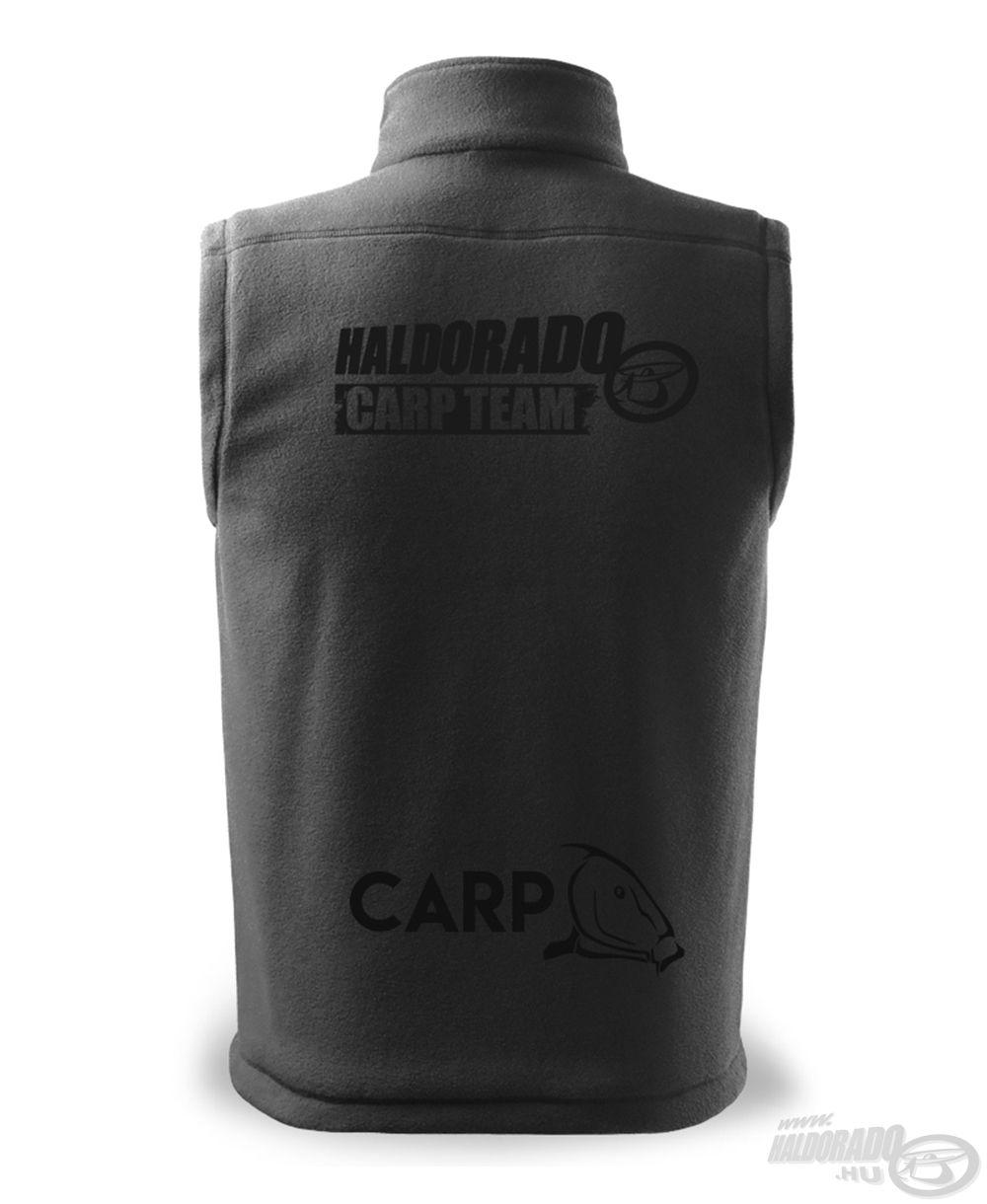 100% poliészter anyagának köszönhetően garantált a kellemes, puha viselet