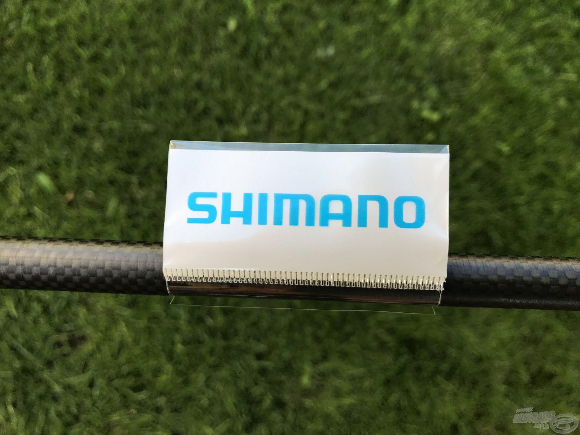A Shimano garancia a minőségre