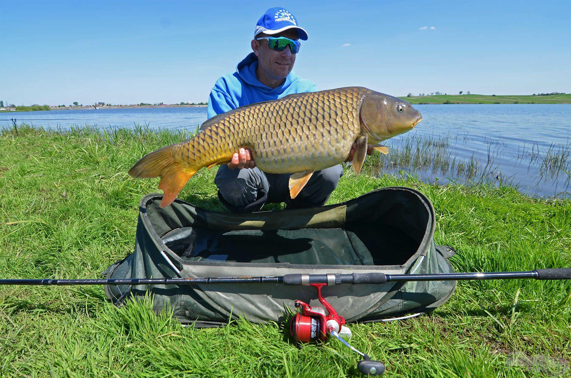 Horgászataim elmaradhatatlan kelléke ez a praktikus eszköz!