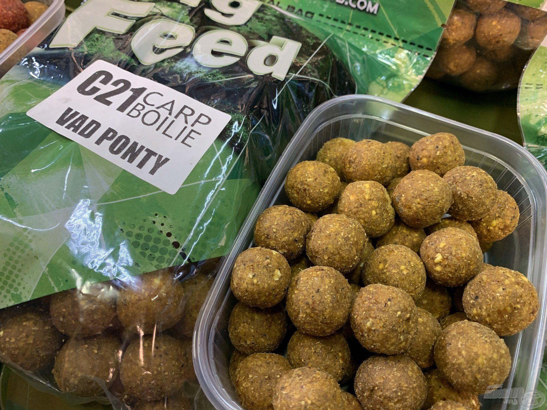 A Vad Ponty csalikat szerintem már nem kell sok horgásznak bemutatni, ez az az ízesítés, amely számos dunai horgásznak már ott lapul a táskájában etetőanyag vagy aroma formájában