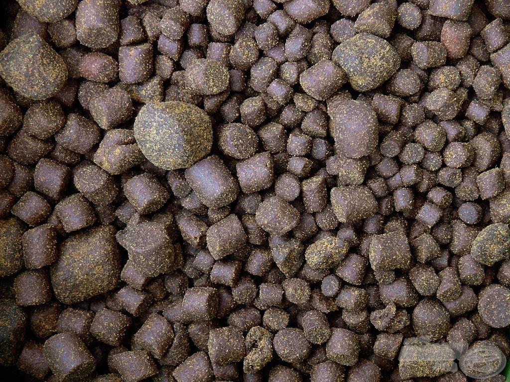 A halibut pellet mix a nyári horgászatok első számú slágere