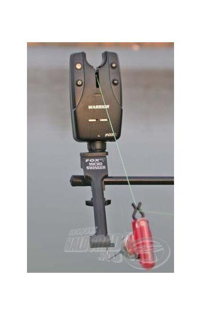 Bojlis Suli 4. - Bojlis horgászat felszerelései - Az elektromos kapásjelzők és swingerek