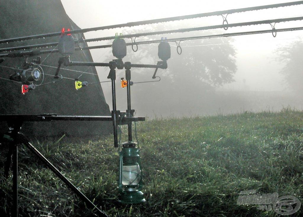 A hajnali pára és tartós esőzés végzetes lehet a rosszul szigetelt modelleknél!