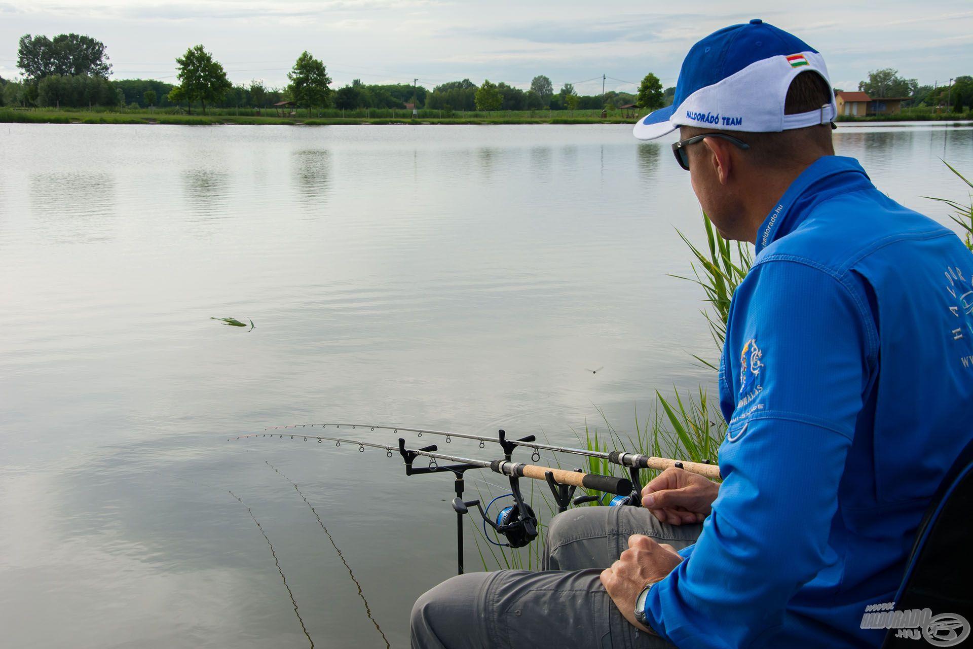 A tökéletesre hangolt karakterisztika előnyei remekül kamatoztathatók a hétköznapi horgászatok során is