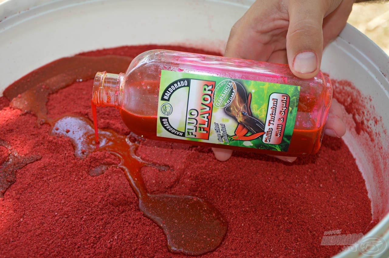 Az aromával jelentősen fokozhatjuk etetőanyagunk hatékonyságát