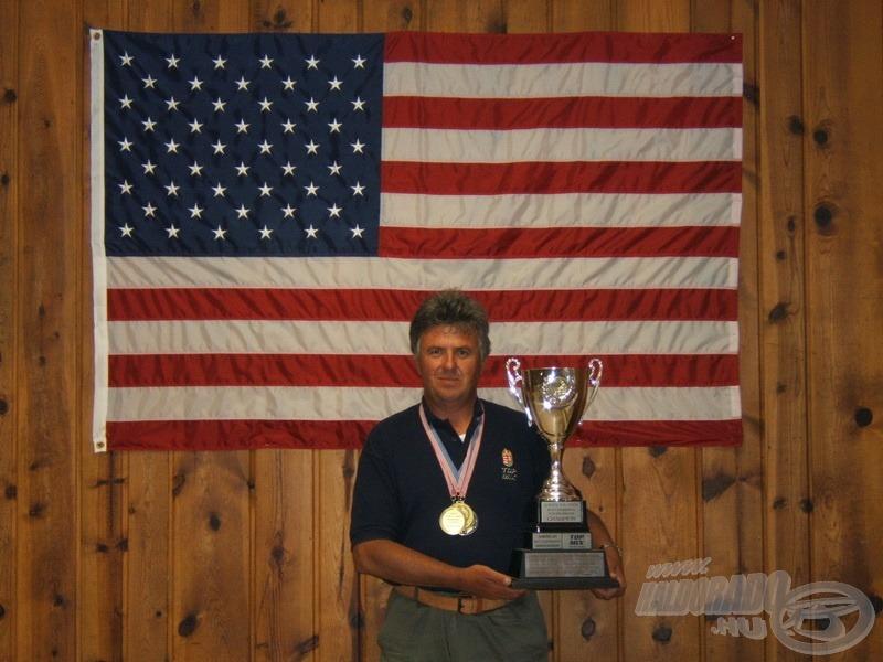 Sikerült megvédenem a címet. Újra US Open bajnok vagyok!