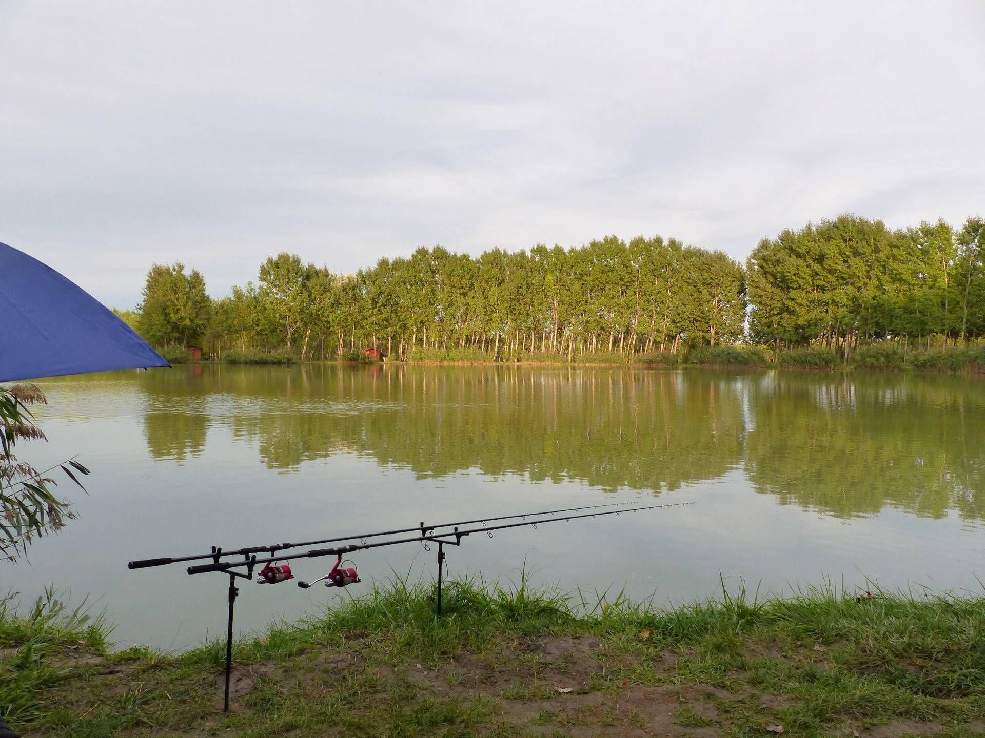 … így már nagyon vártam, hogy újra lehetőségem nyíljon itt a horgászatra