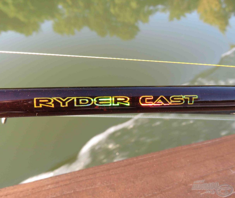 A Ryder Cast baitcasting bottal élvezet a multizás