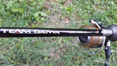 Daiwa termékek a feederbotos horgászatban 1. rész - Team Daiwa Feeder 12QX