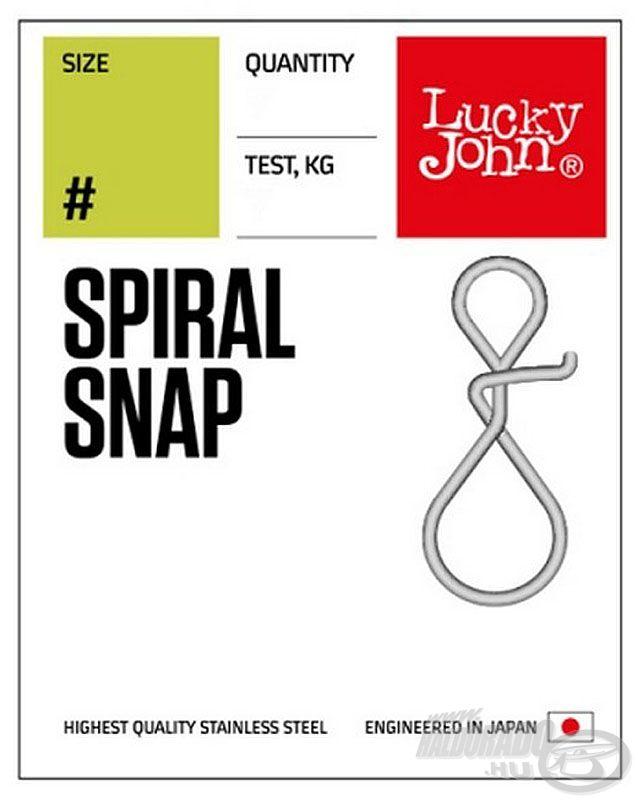 Lucky John Spiral Snap