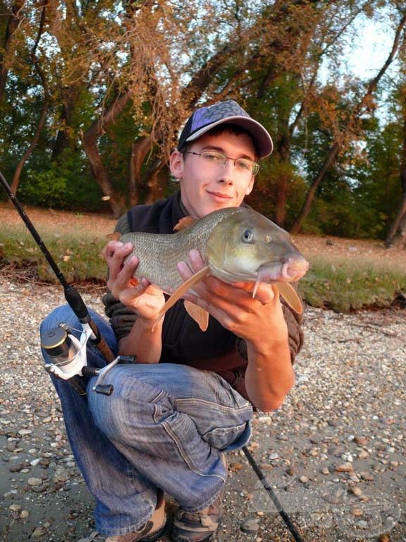 Az igazi folyóvízi hal!