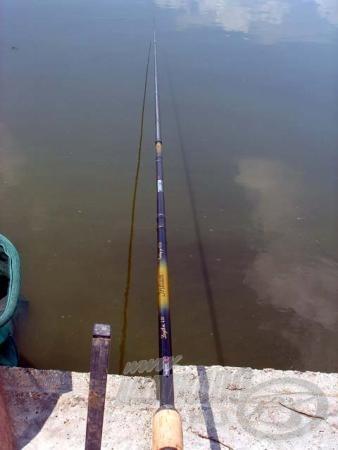 A Tubertini Iridium bot a tapasztaltabb matchbotos horgászok fegyvere lehet!