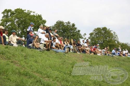 Sokan látogatták meg Madunicét, hogy szurkoljanak versenyzőinknek