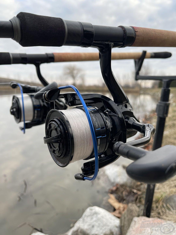 Az élménydús horgászat alapja a megbízható felszerelés