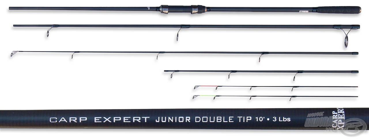 A Junior változat 3 méteres hosszban kapható