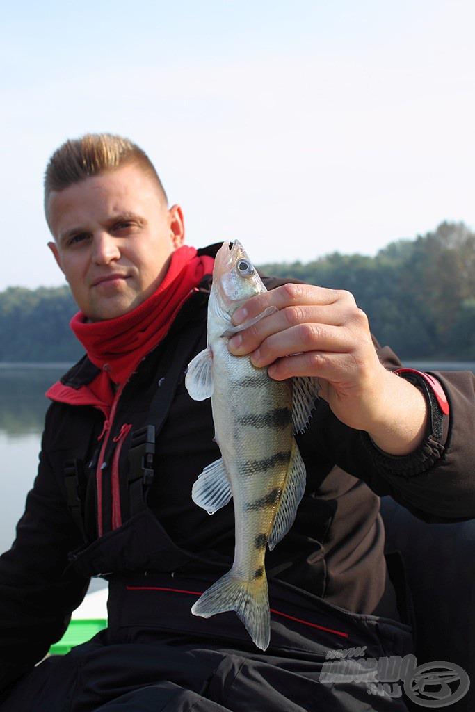 Ez a hal megérdemelt egy Canon fotót is