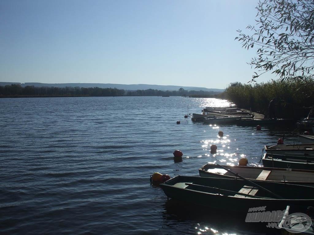 A Bugaszegi-tó, ahol a nagy csukák élnek